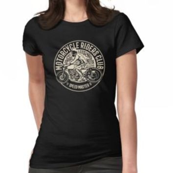 'MOTORCYCLE RIDERS' T-Shirt by Super3