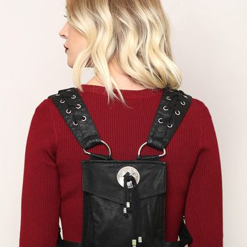 Ghost Dancer Harness Backpack - What's New at Gypsy Warrior
