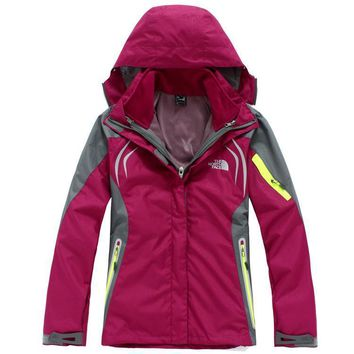 The north Face Latest fashion women¡®s charge Jacket-1