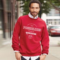 When You Have Exhausted All Possibilities Sweatshirt