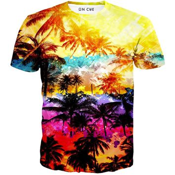 Florida Palm Trees T-Shirt