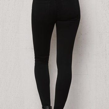 PacSun Black Dreamy Jeggings at PacSun.com