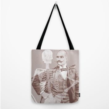 Crown Pursuit Tote Bag by Jeremy Stout