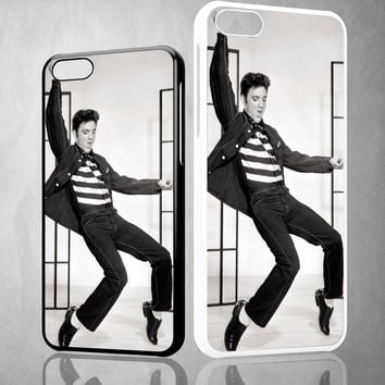 Elvis Presley  X1343 iPhone 4S 5S 5C 6 6Plus, iPod 4 5, LG G2 G3 Nexus 4 5, Sony Z2 Case