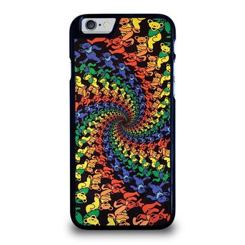 GRATEFUL DEAD DANCING BEARS iPhone 6 / 6S Case Cover