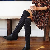 faryl robin + Free People Womens Vegan Ridge Slouchy Boot