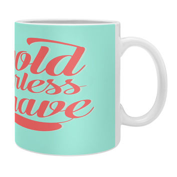 Allyson Johnson Bold And Brave Coffee Mug