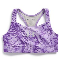 Girl's Under Armour 'Dazzle' HeatGear Sports Bra