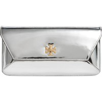 Tory Burch Kira Leather Envelope Clutch | Nordstrom