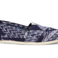 Piece and Co Navy White Women's Classics US