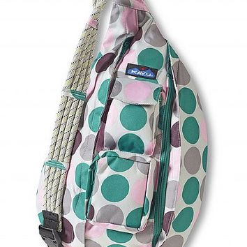 KAVU Sling bag - KAVU Rope bag - Fall 2012 styles - All colors and prints - KAVU Sling bags