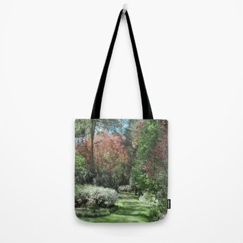 Getting Lost in a Day Dream Tote Bag by Gwendalyn Abrams