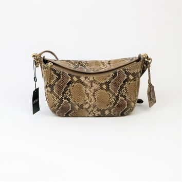 Lauren by Ralph Lauren Bramfield Python