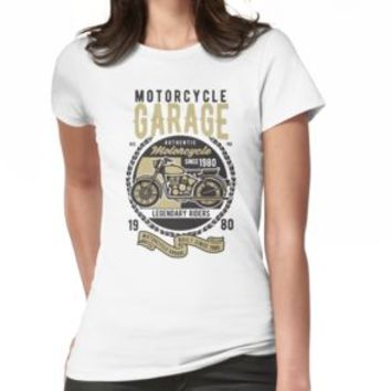 'MOTORCYCLE ' T-Shirt by Super3