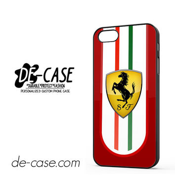 Ferrari Italian For Iphone 5 Iphone 5S Case Phone Case Gift Present YO