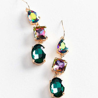 Adia Kibur Gemstone Drop Earring | Urban Outfitters