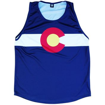 Colorado Flag Sport Tank