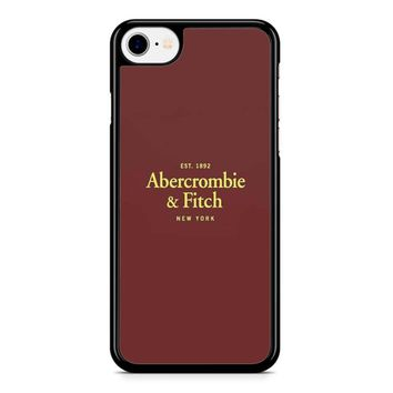 Abercrombie And Fitch iPhone 8 Case