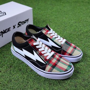 ONETOW Best Online Sale Innersect Revenge x Storm Canvas Shoes Casual Shoes Sneaker