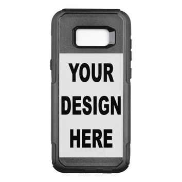Create Your Own Custom OtterBox Commuter Samsung Galaxy S8+ Case