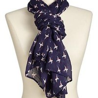 Women's Bird-Print Scarves | Old Navy
