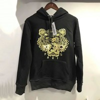 KENZO Fashion Long Sleeve Pullover Hoodie Tops Sweater G-A-HRWM