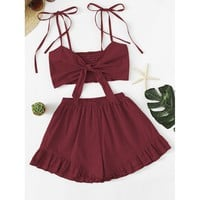 Cassidy Cami Shorts Set   (Monthly Membership)