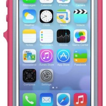 OtterBox - Preserver Series Hard Shell Case for Apple® iPhone® SE, 5s and 5 - Primrose