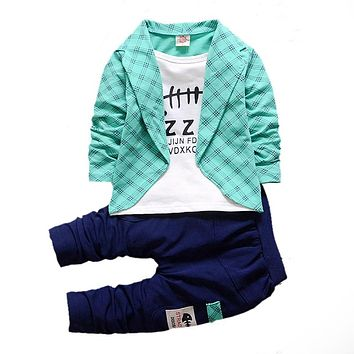 Baby Boy's Formal Tracksuit
