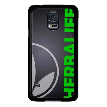 Black Herbalife Samsung Galaxy S5 Case