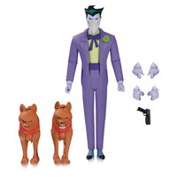 The New Batman Adventures Joker Action Figure - DC Collectibles - Batman - Action Figures at Entertainment Earth