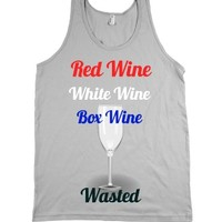 Wine Wasted for America