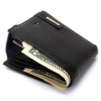 Men Korean Leather Wallet [8830605827]