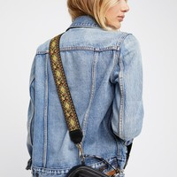 Free People Tapestry Bag Strap