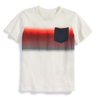 Boy's Hurley Chest Pocket T-Shirt,