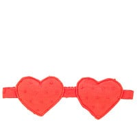 Wildfox Couture Solid Eye Mask in Heartbreaker
