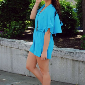 Shore Perfection Romper