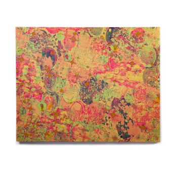 "Ebi Emporium ""Time For Bubbly"" Birchwood Wall Art"
