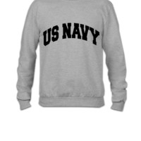 US NAVY - Crewneck Sweatshirt