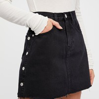 Kick Snap Skirt