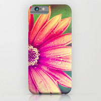 FLOWER - for iphone iPhone & iPod Case by Simone Morana Cyla