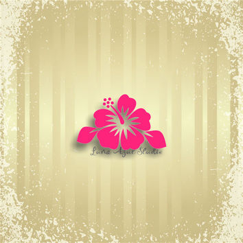 Best Hibiscus Decal Products on Wanelo