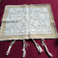 Traditional Hungarian Hand Embroidered  Pillow Case