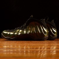 AUGUAU Men's Nike Air Foamposite One 'Legion Green' [314996-301]
