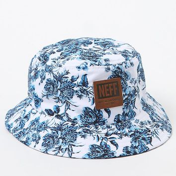 Neff Prime Bucket Hat - Mens Backpack - White - One