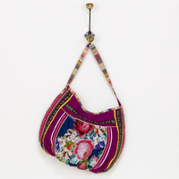Floral Ribbon Bag