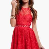 Stylestalker Love Me Do Lace Dress $189