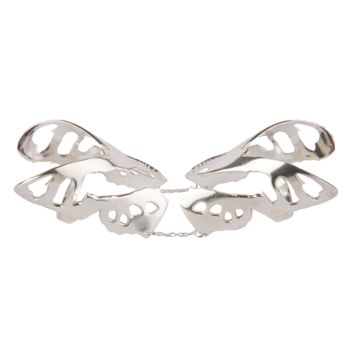 BG. Shade | Silver Butterfly Ring