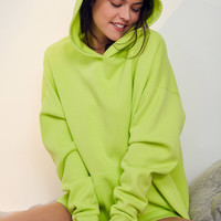 Out From Under Boyfriend Hoodie Sweatshirt   Urban Outfitters