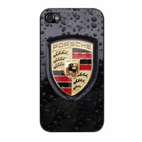 Porsche Car Logo iPhone 4s Case